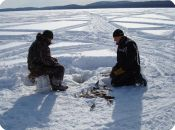 Ice Fishing/Snowmobiling